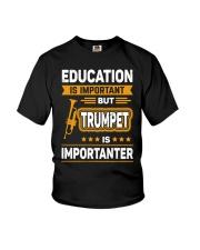 EDUCATION TRUMPET Youth T-Shirt thumbnail