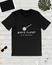 BANJO THERE FOR YOU Classic T-Shirt lifestyle-mens-crewneck-front-17