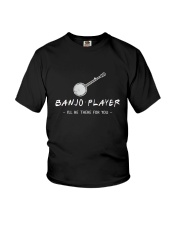 BANJO THERE FOR YOU Youth T-Shirt thumbnail