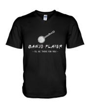 BANJO THERE FOR YOU V-Neck T-Shirt thumbnail