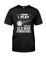 BANJO KEEP UP Classic T-Shirt front