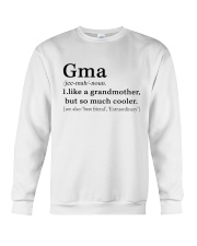 GMA - BEST GIFT Crewneck Sweatshirt thumbnail