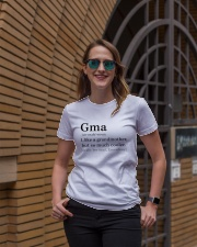 GMA - BEST GIFT Ladies T-Shirt lifestyle-women-crewneck-front-2