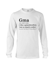 GMA - BEST GIFT Long Sleeve Tee thumbnail