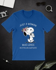 DOG LOVER Classic T-Shirt lifestyle-mens-crewneck-front-16