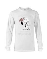 DOG LOVER Long Sleeve Tee thumbnail