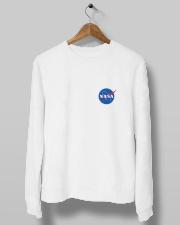 Nasa Crewneck Sweatshirt lifestyle-unisex-sweatshirt-front-10