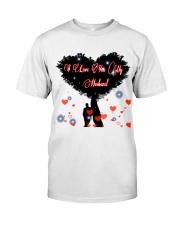 I love you my husband Classic T-Shirt thumbnail