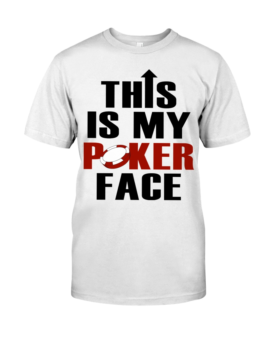 This is my poker face Premium Fit Mens Tee