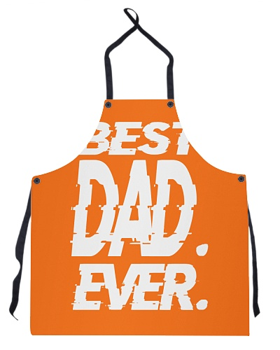 Best dad ever t shirt  awesome Glitch effect