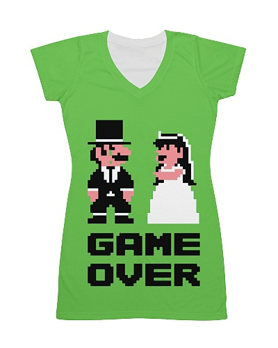 funny outdoor cotes game over for relations