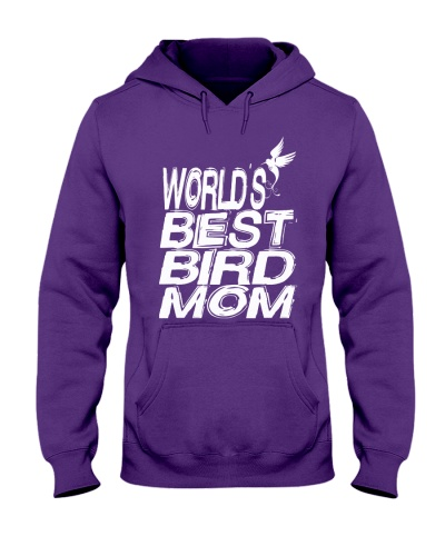 World's best bird mom t shirt mother's day gift
