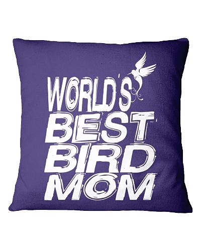 World's best bird mom t shirt mother's day gift