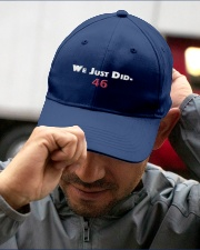 biden we just did hat Embroidered Hat garment-embroidery-hat-lifestyle-01