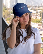 biden we just did hat Embroidered Hat garment-embroidery-hat-lifestyle-03