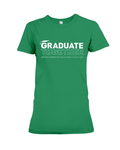 Graduate Together hoodie