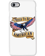 Proud to be AMERICAN Phone Case thumbnail