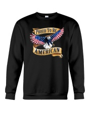 Proud to be AMERICAN Crewneck Sweatshirt thumbnail