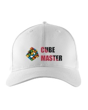Rubik's Cube - Cube Master  Embroidered Hat thumbnail