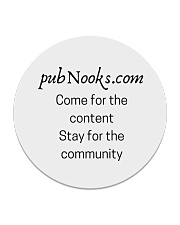 pubNooks is coming Circle Coaster thumbnail