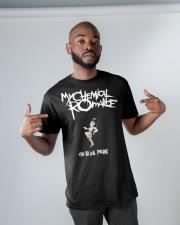 my chemical romance shirt Classic T-Shirt apparel-classic-tshirt-lifestyle-front-32