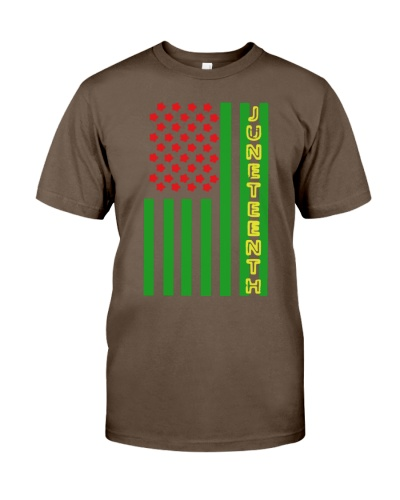 juneteenth flag t shirt