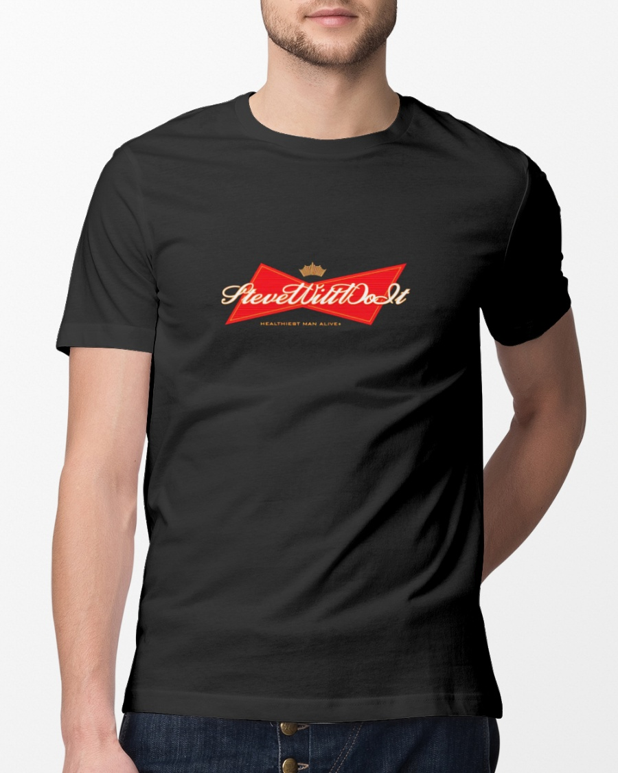 Stevewilldoit Merch We looked inside some of the tweets by @stevewilldoit and here's what we found. stevewilldoit merch classic t shirt size black
