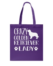 GOLDEN RETRIEVER Tote Bag thumbnail