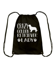 GOLDEN RETRIEVER Drawstring Bag thumbnail