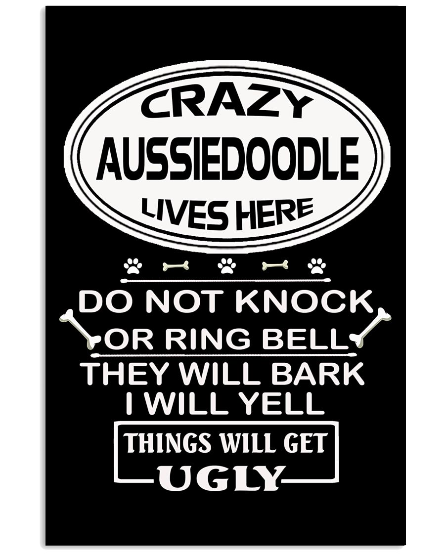 AUSSIEDOODLE 11x17 Poster