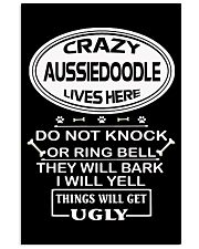 AUSSIEDOODLE 11x17 Poster front