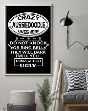 AUSSIEDOODLE 11x17 Poster lifestyle-poster-1
