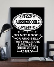 AUSSIEDOODLE 11x17 Poster lifestyle-poster-2