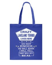 LAKELAND TERRIER Tote Bag thumbnail