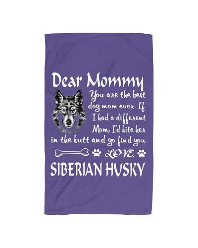 SIBERIAN HUSKY