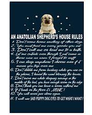ANATOLIAN SHEPHERD 11x17 Poster front