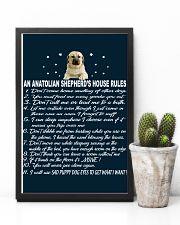 ANATOLIAN SHEPHERD 11x17 Poster lifestyle-poster-8