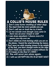 COLLIE 11x17 Poster front
