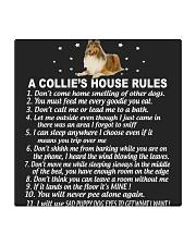 COLLIE Square Coaster thumbnail
