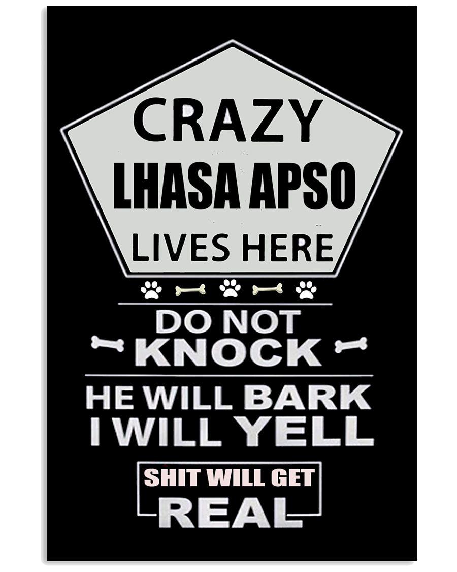 LHASA APSO 11x17 Poster