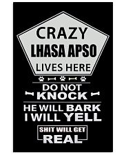 LHASA APSO 11x17 Poster front
