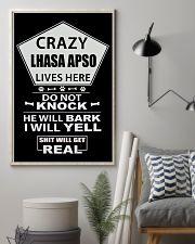 LHASA APSO 11x17 Poster lifestyle-poster-1