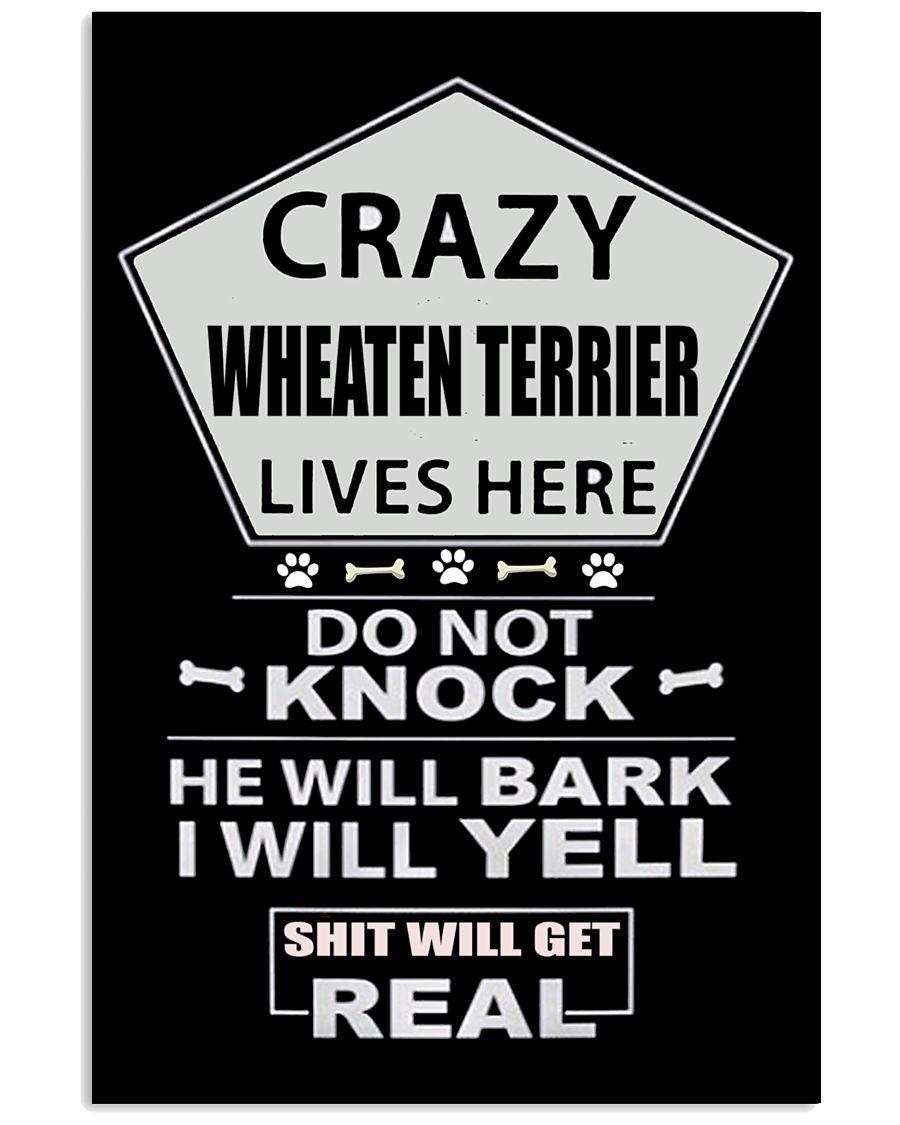 WHEATEN TERRIER 11x17 Poster