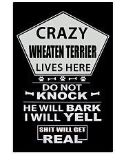 WHEATEN TERRIER 11x17 Poster front