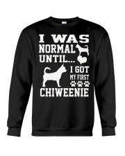 CHIWEENIE Crewneck Sweatshirt thumbnail