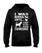 CHIWEENIE Hooded Sweatshirt thumbnail