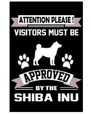 SHIBA INU 11x17 Poster front