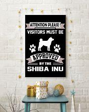 SHIBA INU 11x17 Poster lifestyle-holiday-poster-3