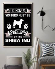 SHIBA INU 11x17 Poster lifestyle-poster-1