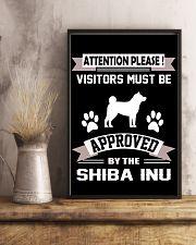 SHIBA INU 11x17 Poster lifestyle-poster-3